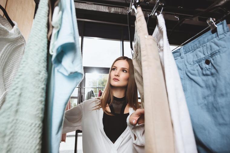 Nachhaltiger Klamottenkauf