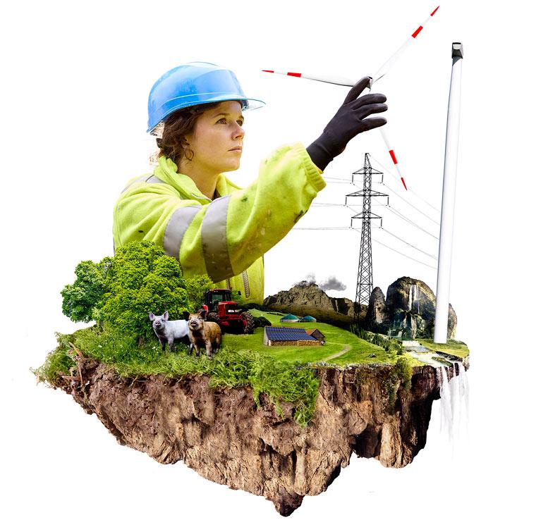 Grüne Arbeitswelt