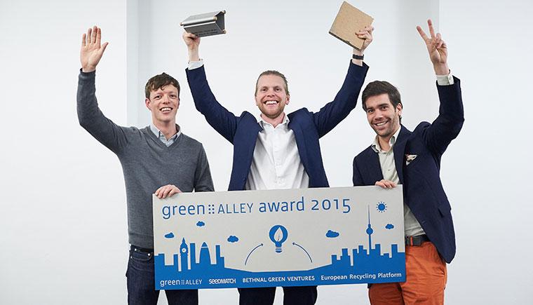 Innovative Ideen für den Green Alley Award