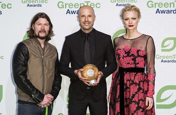 Auf dem grünen Teppich: Die Highlights der GreenTec Awards 2014