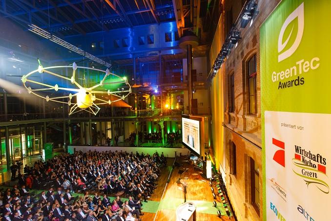 Die GreenTec Awards © GreenTec Awards, Stefan Kraul