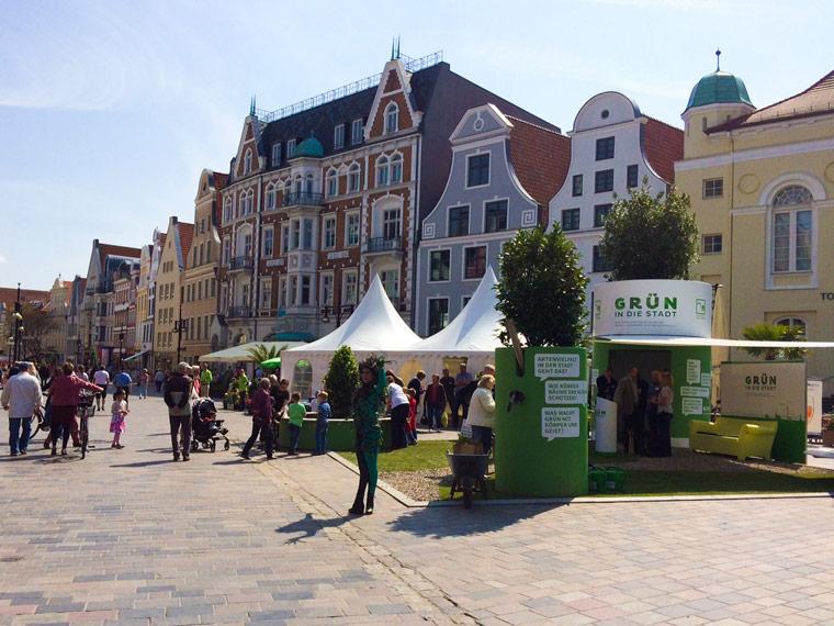Pop-up-Park als Vorschau neuer Stadtoasen