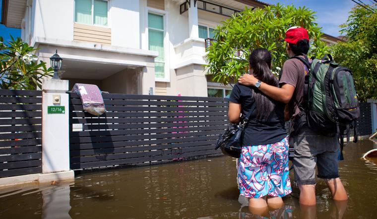 Die Ursache für die ?Jahrhunderthochwasser? liegt in den ?Jahrhundertniederschlägen?