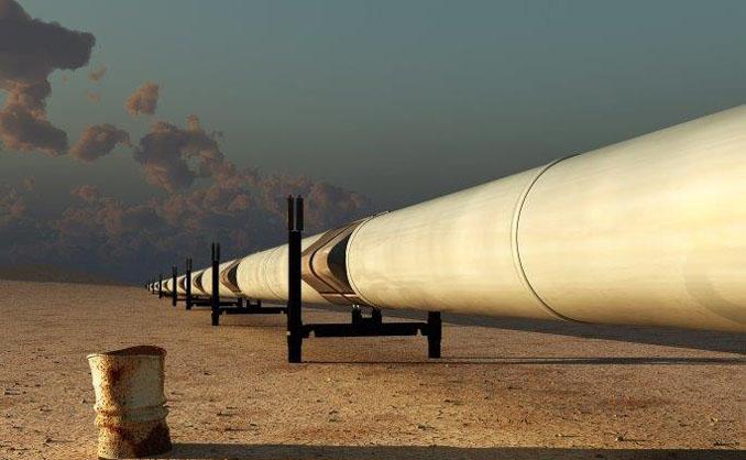 Ölkatatrophe Israel