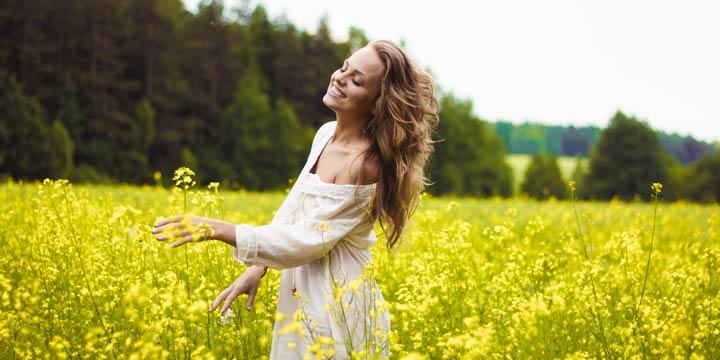 Was sind Frühlingsgefühle und woher kommen sie?