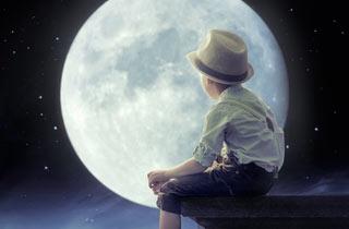 Mythos Mond: Wie der Mond uns beeinflusst