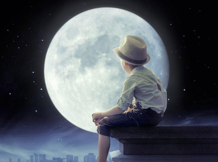 Leben nach den Mondphasen