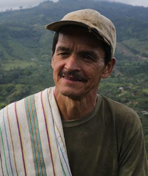 Humberto, einer der Protagonisten der neuen Nespresso Kampagne, nimmt bereits seit 2009 am AAA Sustainable QualityTM Program des Unternehmens teil.