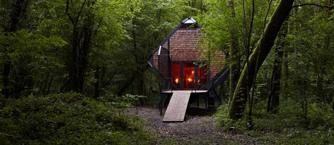 Wald Haus