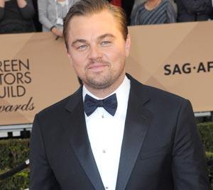 Leonardo DiCaprio engagiert sich im Kampf gegen den Klimawandel.
