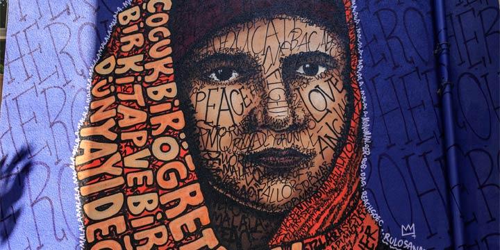 Malala kämpft für das Recht auf Bildung