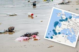 So belastet sind unsere Gewässer durch Mikroplastik