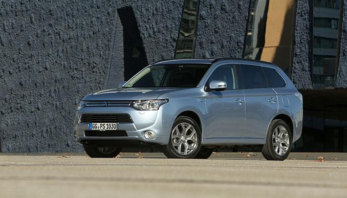 Der neue Mitsubishi für nachhaltiges Autofahren
