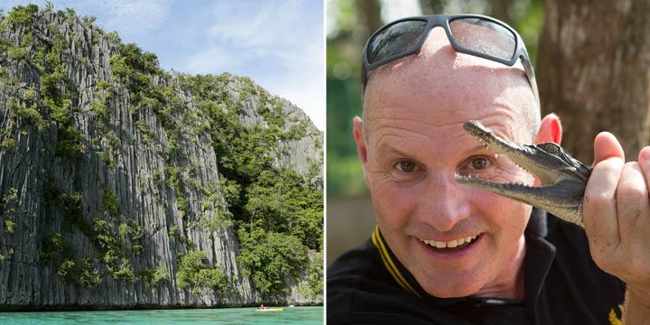 Seltene Wildtiere und traumhafte Landschaften der Philippinen