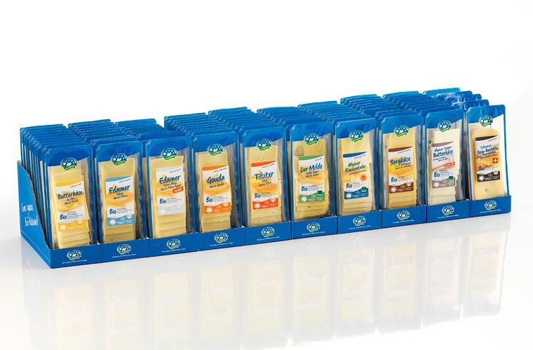 Verpackung aus nachwachsenden Rohstoffen