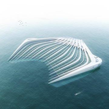 Diese Plattform soll die Weltmeere vom Plastikmüll befreien