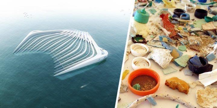 Diese Plattform rettet unsere Meere vom Plastikmüll