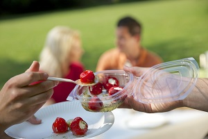 Praktisch beim Picknick © PAPSTAR
