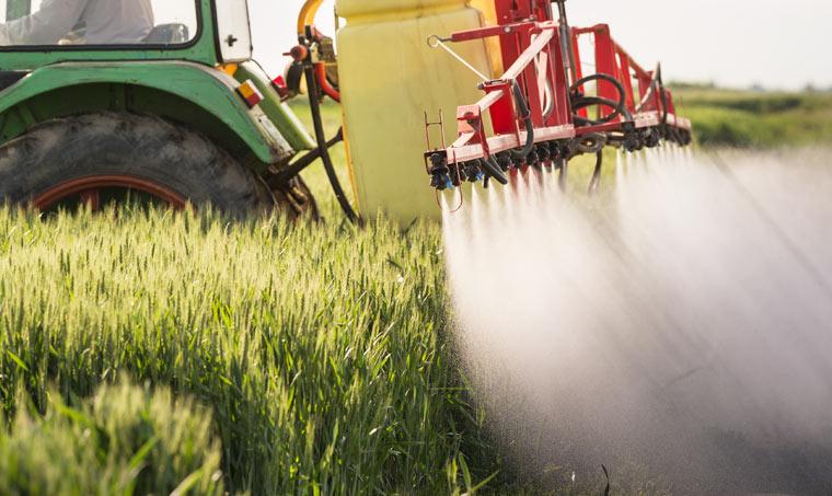 Der Einsatz von Pflanzenschutzmitteln in der deutschen Landwirtschaft