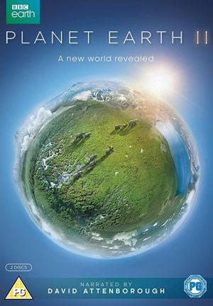Planet Erde II - Atemberaubende Aufnahmen der Natur