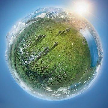 Atemberaubende Aufnahmen der Natur