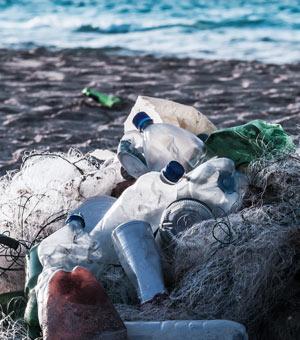 Deutscher Plastikmüll in der Arktis