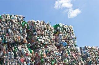 China stoppt den Import von europäischem Plastikmüll