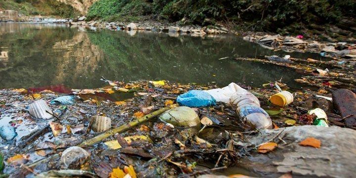 Diese 10 Flüsse ertränken das Meer in Plastik