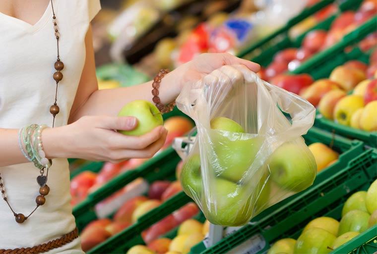 Aus für alle Kunststofftragetaschen im Handel