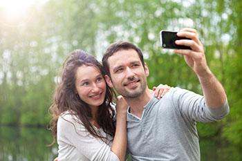 Ein Selfie ist schnell gemacht. © Production Perig (fotolia.de)