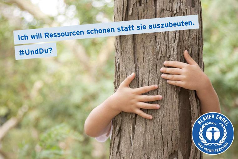 #UndDu? Mitmachen und Botschafter für die Umwelt werden