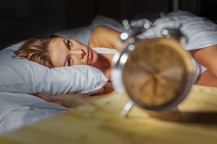 Schlafstörungen durch den Klimawandel