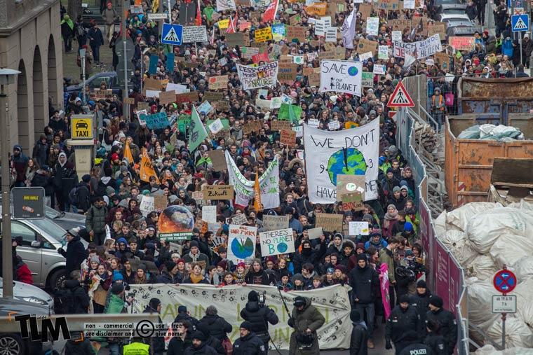 Die größte Klima-Jugendbewegung der Welt