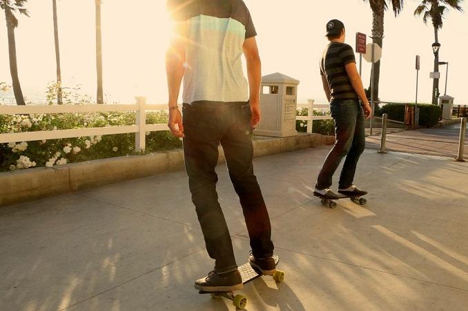 Sportlich unterwegs © Bureo