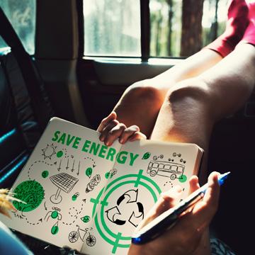 Was kann ich gegen den Klimawandel tun?