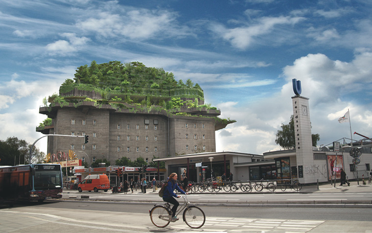 So grün könnte St. Pauli bald aussehen