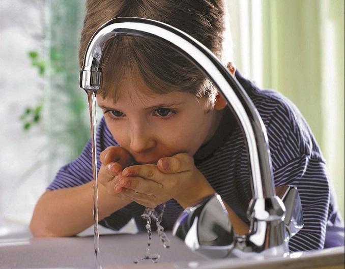 Wasser sparen Warmwasser