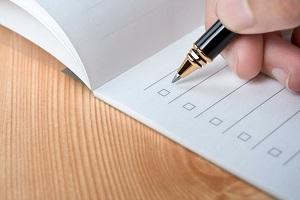 Schnell an der Umfrage teilnehmen. © lucky336/iStock/Thinkstock