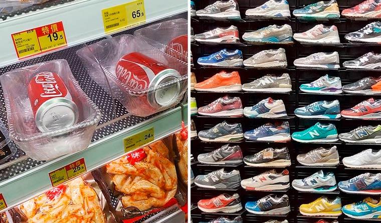 Die 12 dümmsten Plastikverpackungen der Welt