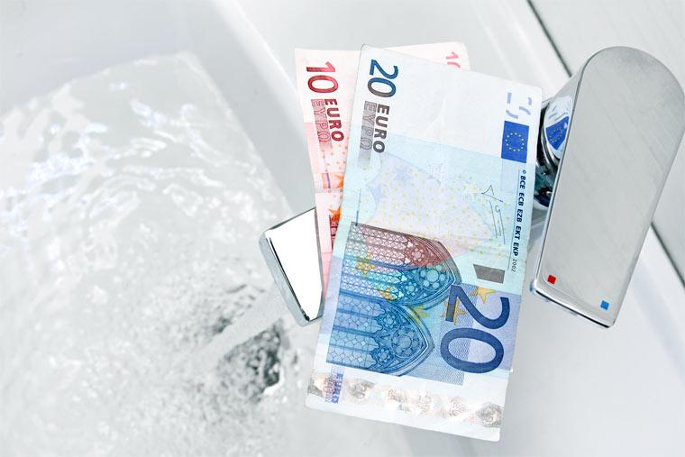 Deutschlands ungerechte Verteilung der Wasserkosten