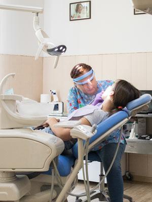 Zahnarztpraxis für Kinder