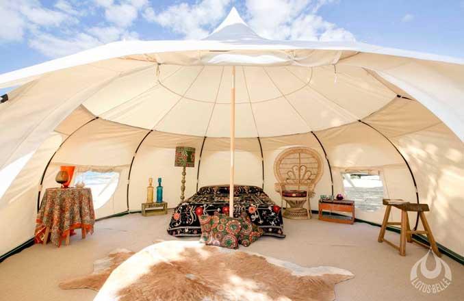 glamping camping mit natur pur und komfort wie im. Black Bedroom Furniture Sets. Home Design Ideas