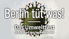 Berlin tüt was: Längste Plastikütenkette  der Welt soll ins Guinness Buch der Rekorde