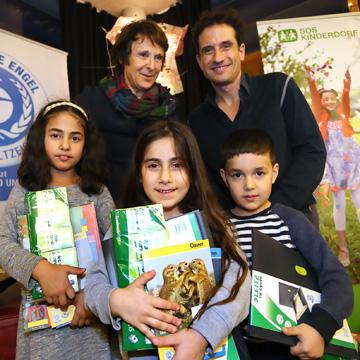 Nachhaltige Geschenke für SOS-Kinderdorf