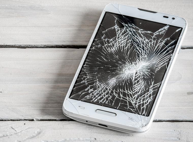 Viele, neue Elektrogeräte gehen schnell kaputt und werden zu Elektroschrott.