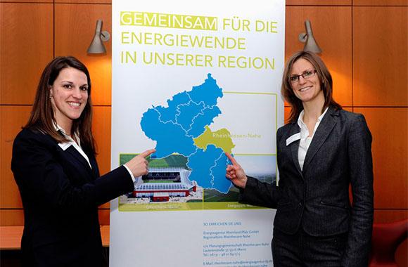 Energieagentur Rheinland-Pfalz wächst