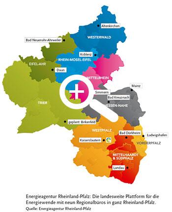 Die Standorte in Rheinland-Pfalz. Zum Vergrößern bitte auf das Bild klicken