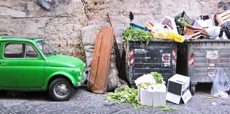 Fünf Tipps für umweltfreundliche Entsorgung