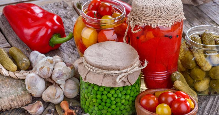 Gemüse einlegen leicht gemacht