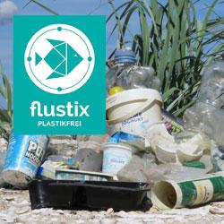 Flustix: Neues Siegel kennzeichnet plastikfreie Produkte